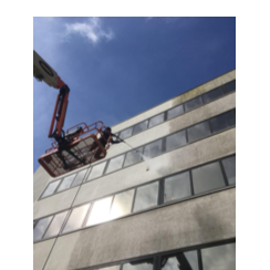 Logo bedrijf Allround Window Cleaning
